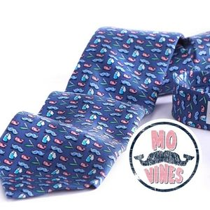 Vineyard Vines Movember Neck Tie NWT